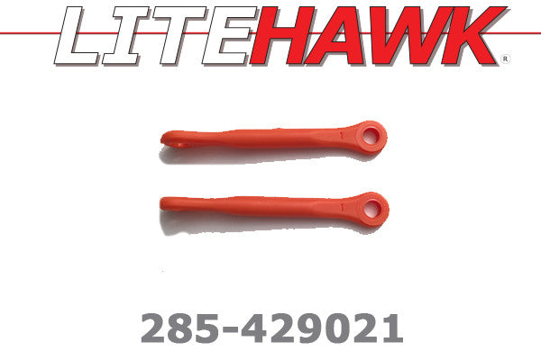 285-429021 B-Chassis Front Shock Link