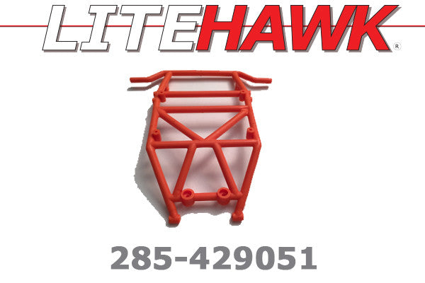 285-429051 B-Chassis Roll Cage ( Roof/ Center Section)