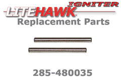 285-480035 IGNITER Steering Pin B 2x23mm