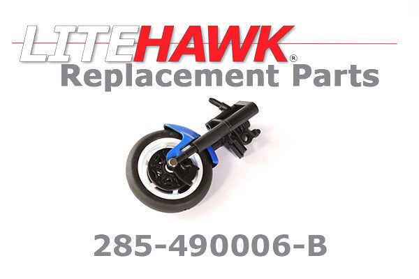 285-490006-B APEX Front Fork Assembly in Blue