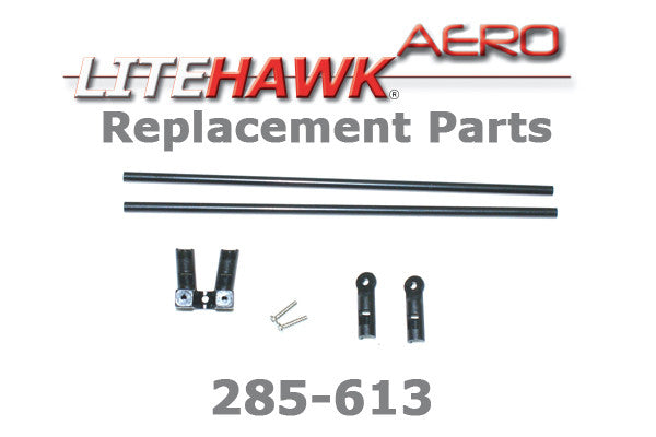 285-613 AERO Tail Support Rods