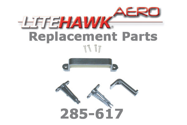 285-617 AERO Rack/Battery/Body Clips