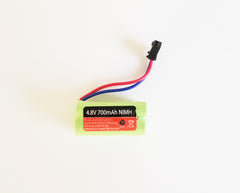 285-400256 ROWDY - Battery Rechargable 4.8V  700 mAh NimH battery