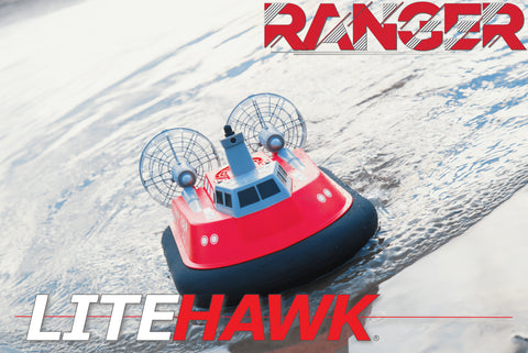 RANGER Hovercraft | Factory Sale | Limited Quantity