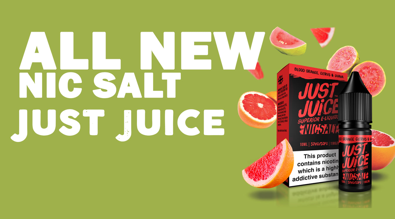 Nic Salt Just Juice uk i love vapour