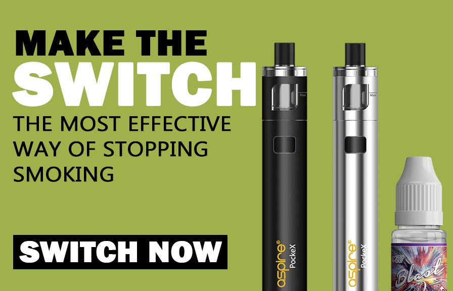 Switch to vaping uk i love vapour