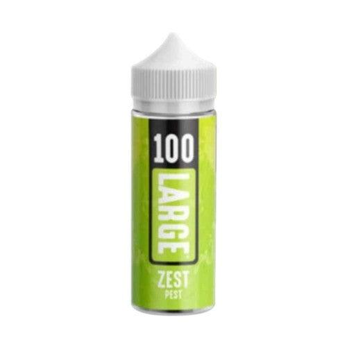 ZEST PEST SHORTFILL E-LIQUID BY 100 LARGE 100ML - I Love Vapour ejuice 100 large