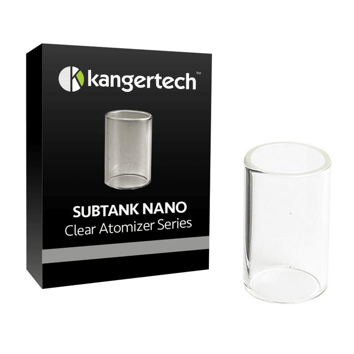 Replacement Glass Kanger Subtank Nano - I Love Vapour Accessories Kangertech