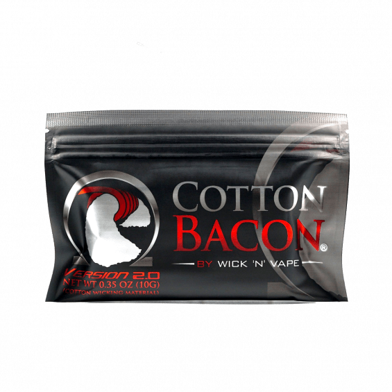 COTTON BACON V2 - I Love Vapour cotton Wick N' Vape