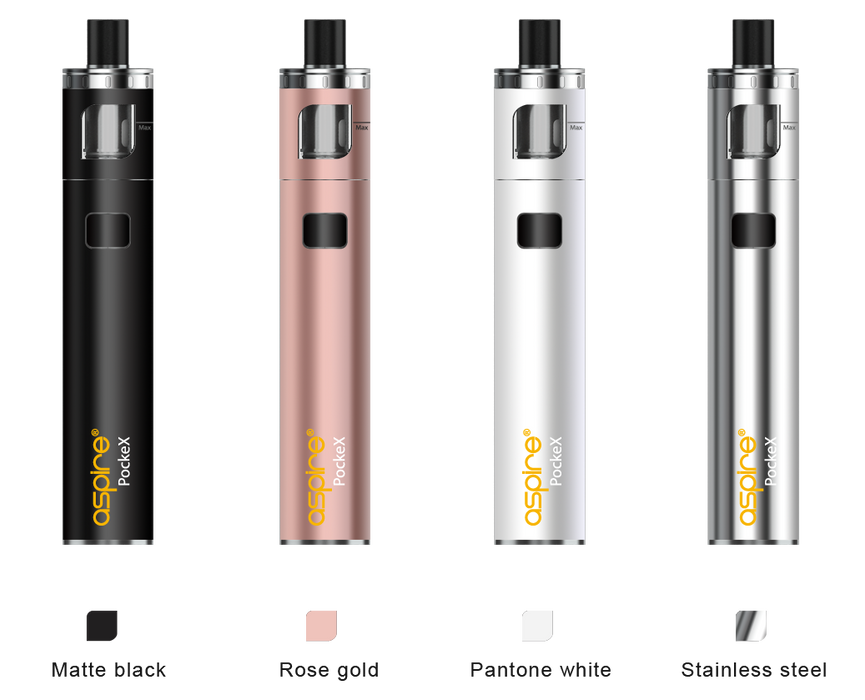 Apsire PocketX kits - I Love Vapour