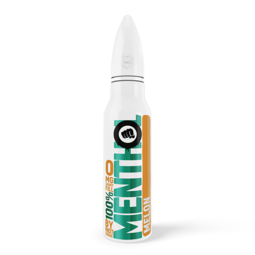 100% MENTHOL - MELON E-Liquid 50ml Short Fill - I Love Vapour E-Juice riot squad