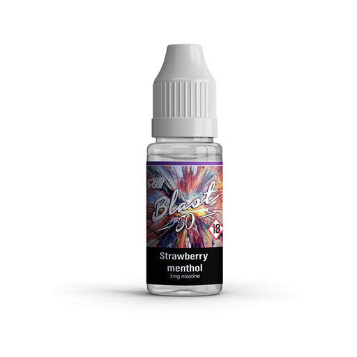 Strawberry Menthol E-juice 3mg - I Love Vapour