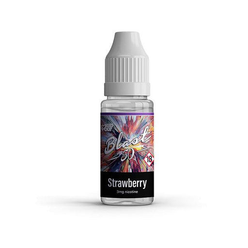 Strawberry E-juice by I Love Vapour - 3mg - I Love Vapour