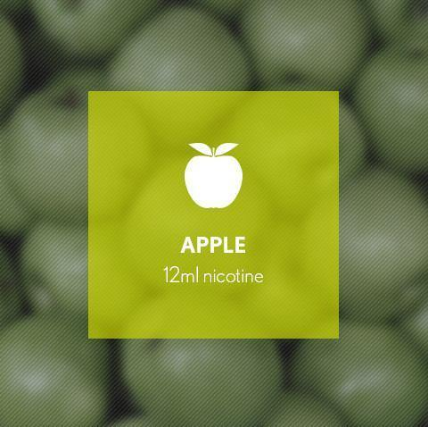 Apple E-Juice - I Love Vapour