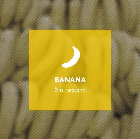 Banana By Blast E-Liquid - I Love Vapour E-Juice I Love Vapour