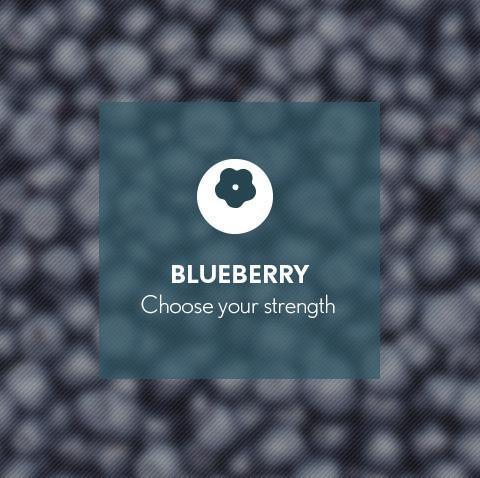 Blueberry By Blast E-Liquid - I Love Vapour E-Juice I Love Vapour