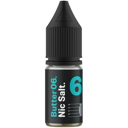 Butter 06. Nic Salt by Supergood. - I Love Vapour E-Juice SUPERGOOD