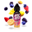 FUSION BERRY BURST & LEMONADE SHORTFILL ELIQUID 50ml - I Love Vapour E-Juice Just Juice