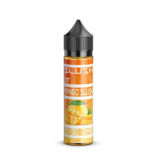 Slush It Mango Slush 50ml E-Juice (Free Nic Shot included) - I Love Vapour  I Love Vapour