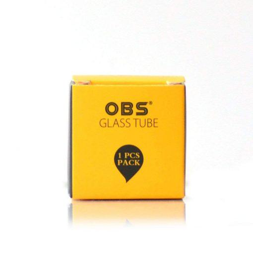 Obs Cube Tank Replacement Tube Glass - I Love Vapour glass obs