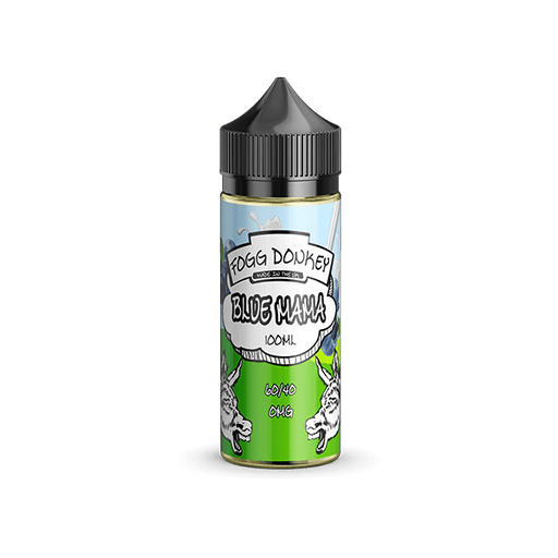 Blue Mama By Fogg Donkey 100ml - I Love Vapour