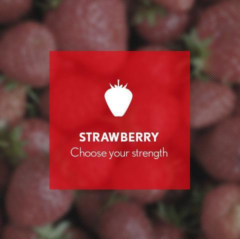 Strawberry By Blast E-Liquid - I Love Vapour E-Juice I Love Vapour