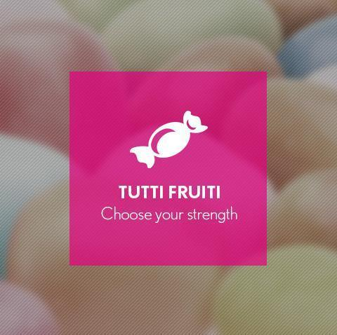 Tutti Fruiti E-Juice - I Love Vapour E-Juice I Love Vapour