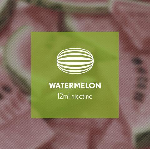 Watermelon E-Juice - I Love Vapour