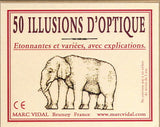 50 illusions d'optique