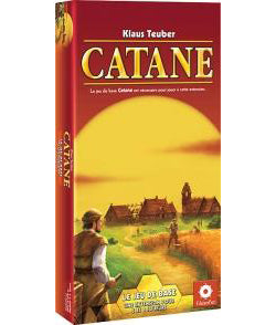 Colons de Catane extension 5/6 joueurs