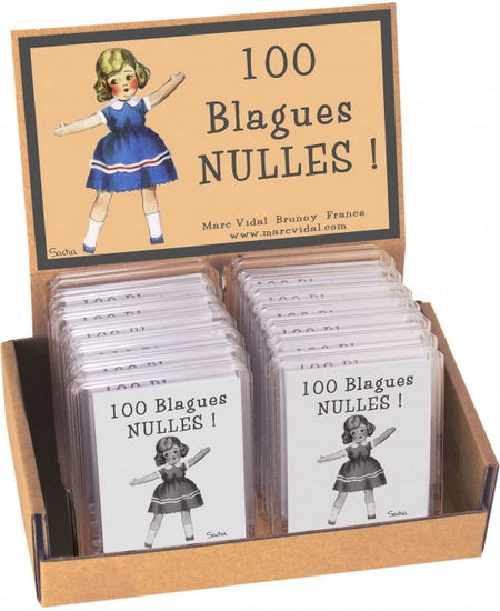 100 blagues nulles