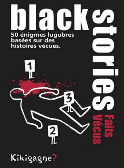 Black stories Faits vécus