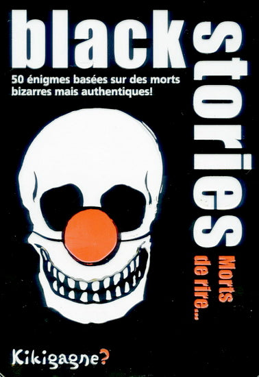 Black stories : Morts de rire...