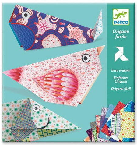 Origami  Les grands animaux