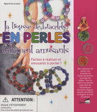 Trousse de bracelets en perles follement amusants(La) Cof.
