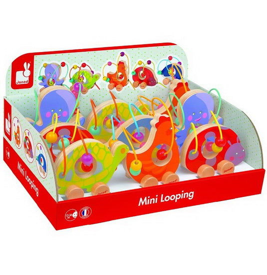 Animaux sur roue Mini looping 5AS