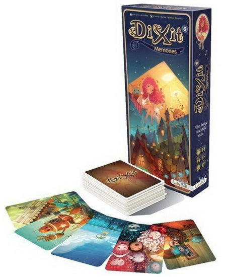 Dixit extension Memories