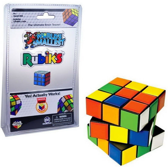 Rubik's World's smallest™ Plus petit au monde