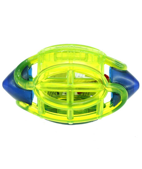 Petit ballon football Tangle phosphorescent