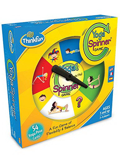 Yoga spinner le jeu