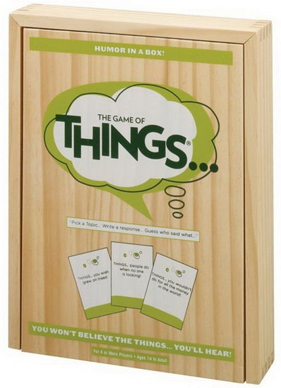 Things - le jeu (Bilingue)