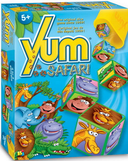 Yum safari