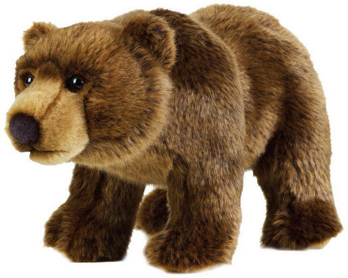 Peluche Grizzly 30 cm