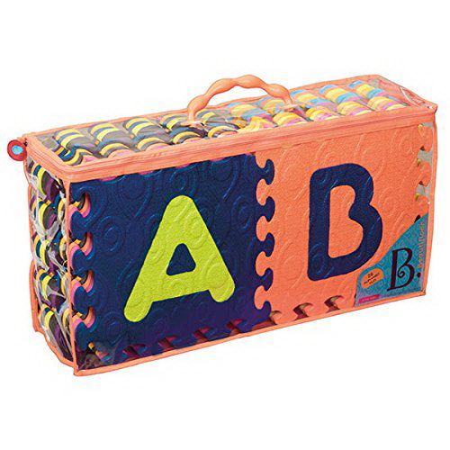 Tapis de jeux alphabet Beautifloor