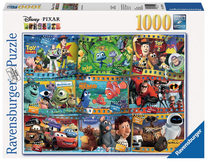 Disney Pixar films 1000 mcx