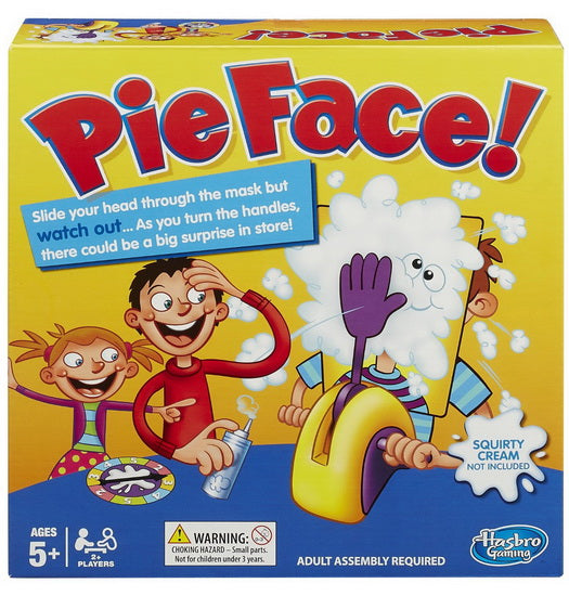 Pie Face le jeu