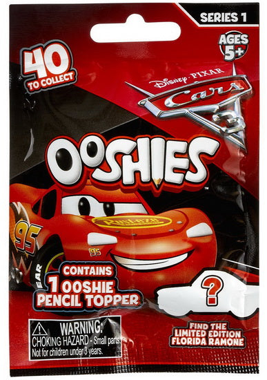 Ooshies sac surprise Bagnoles Série 1
