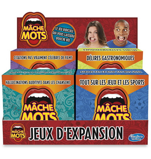 Mâche mots Extensions 4AS