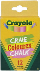 Craies couleurs Colourex (12)