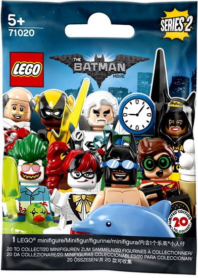 Figurines Film Lego Batman Vol. 2